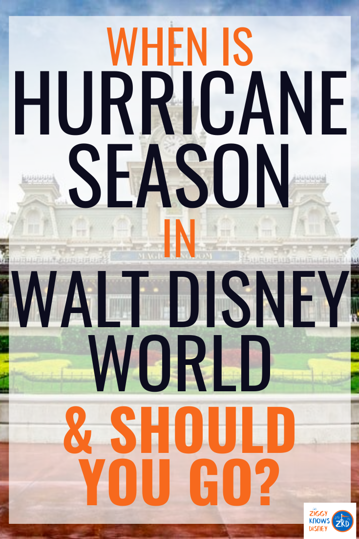 When Is Hurricane Season In Walt Disney World Should You Go In 2020