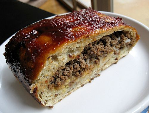 Tangy Meatloaf Bread