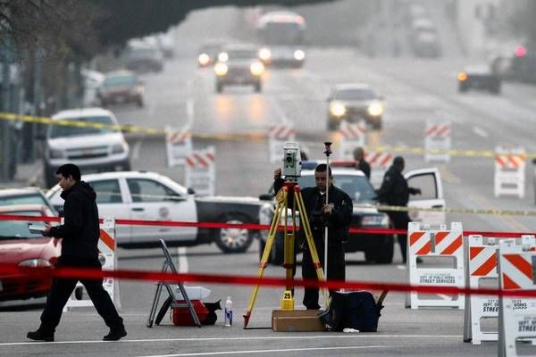 The Lapd Investigates An Officer Involved Shooting In March In Echo Park The City S Steady Drop In Crime Is A Triumph That Mayor Antonio Villaraigosa Has Repea