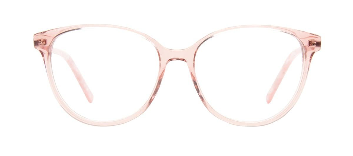 bb10cfbc628 Affordable Fashion Glasses Cat Eye Eyeglasses Women Imagine II Rose Marble  Front