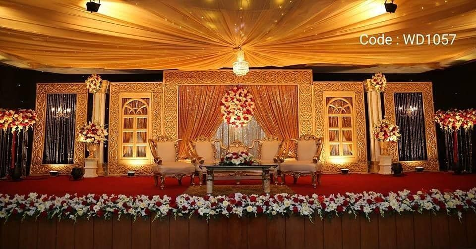 Amaraay The Event Diaries Royal Wedding Reception Stage Ideas