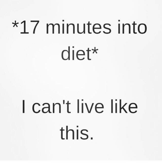 i cant diet quotes