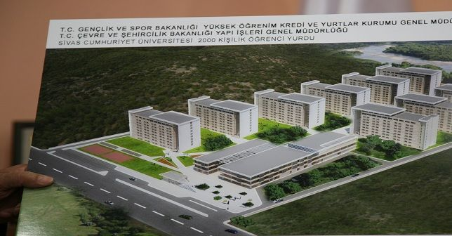 Turkish Government To Encourage Private Sector For Construction Of Student Hostel After The Establishment Of The Government U Goruntuler Ile Universite Ogrencileri Universite