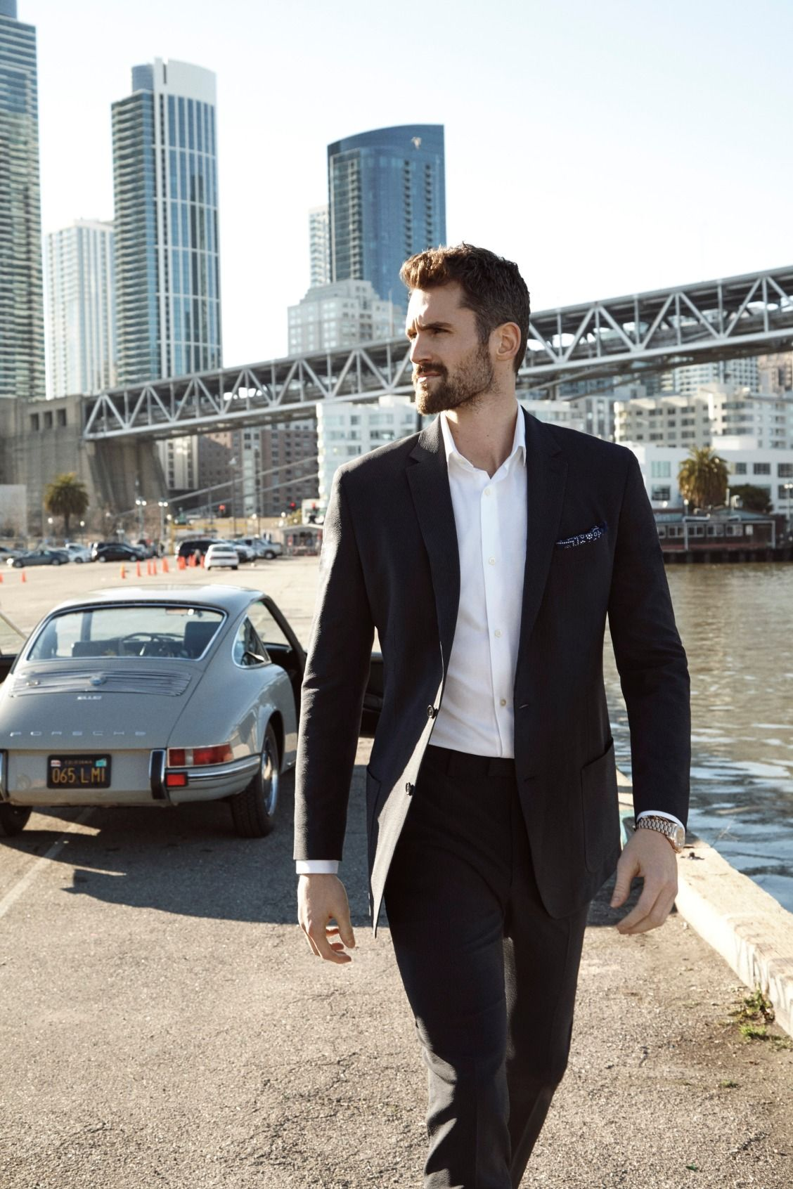 BR Brand Ambassador Kevin Love looking ready for summer in our ...