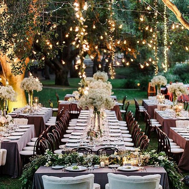 5 Gorgeous Trendy Wedding Themes For 2020: Fairy Lights Decor Are Always Our Favourite