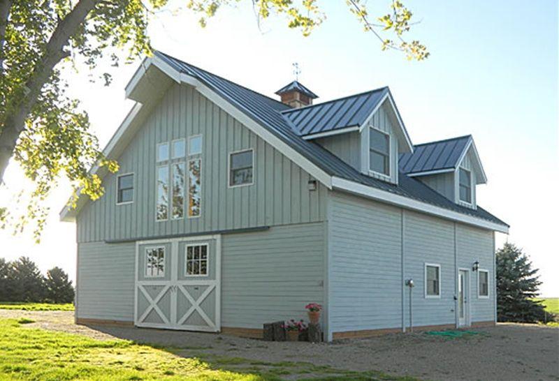 The Denali Garage Apt 36 Barn Pros Barn apartment