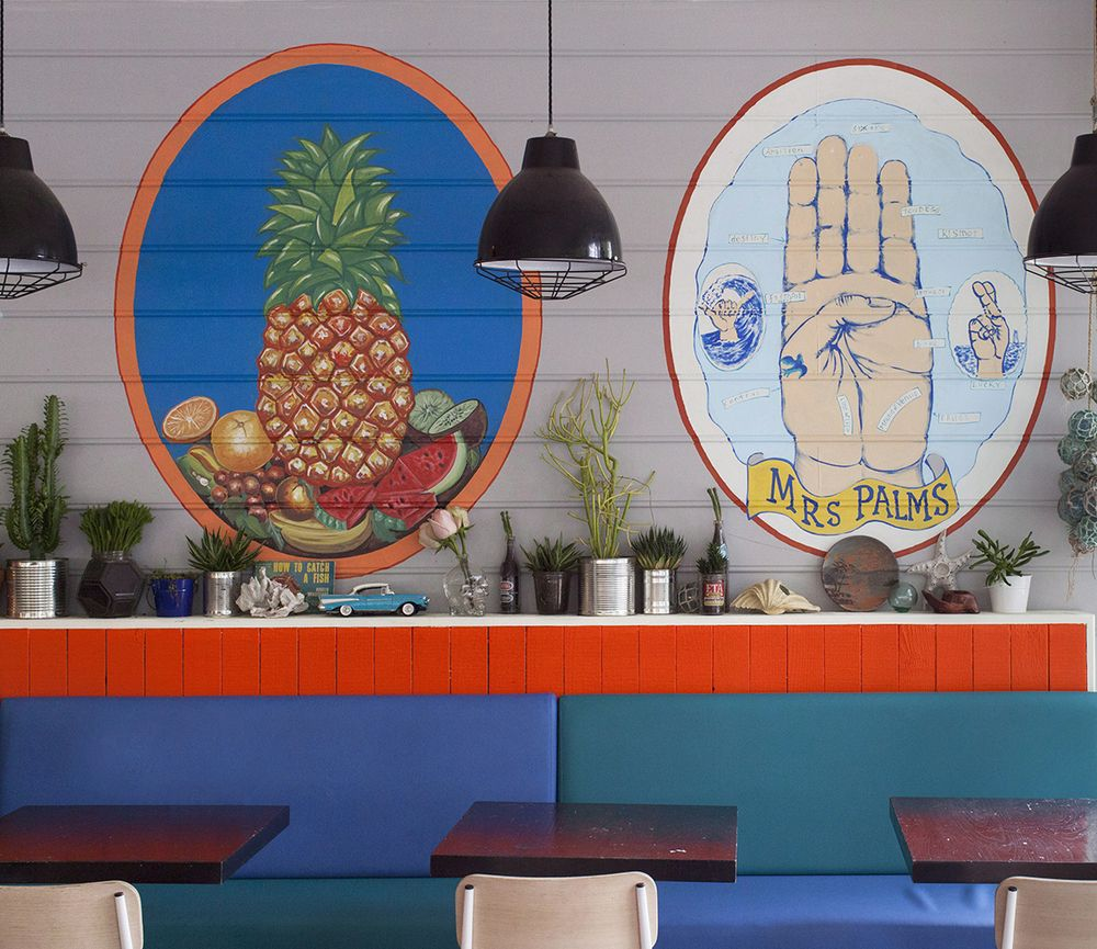 Studio Gram And Mash Bring Us Cranky Fin S Holidae Inn Australia S Newest Beach Shack Knstrct Beach Shack Surf Shack Bar Inspiration