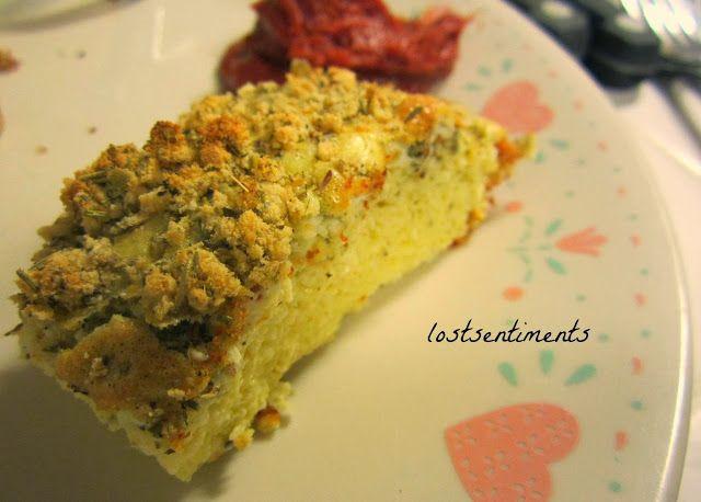 lostsentiments: Cheesy Bread Sticks Recipe - Low Carb