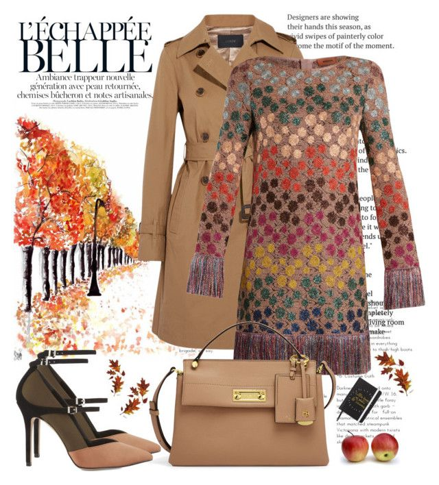 """""""18.10.2017"""" by fashion-sense-xo ❤ liked on Polyvore featuring J.Crew, Reiss, Missoni and Henri Bendel"""