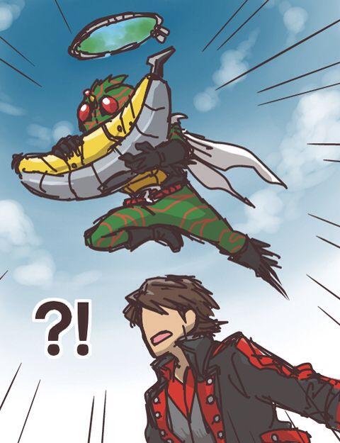 Kamen Rider Amazon Kr 2 Pinterest Kamen Rider Kamen Rider