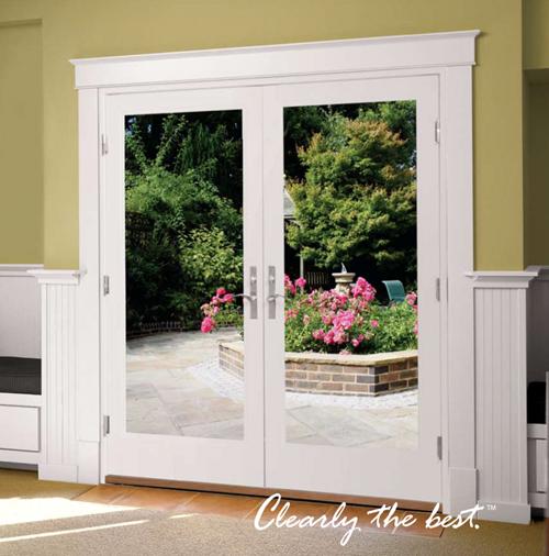 Milgard French Doors - In Swing Doors - Fiberglass & Milgard French Doors - In Swing Doors - Fiberglass | livingroom ... Pezcame.Com