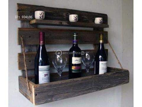 Mini Bar de Pared  241d7ecd715e