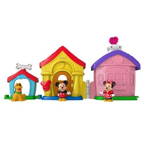 minnie mouse little people