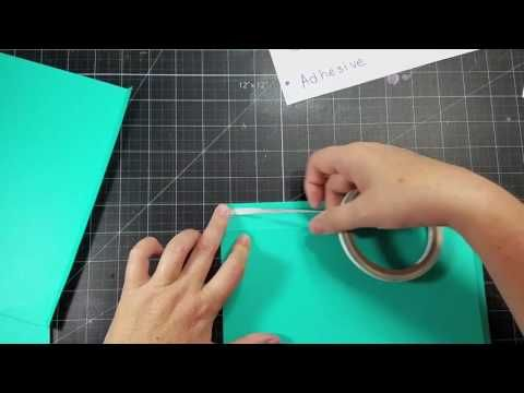 Making an expandable Envelope for Loaded Envelope