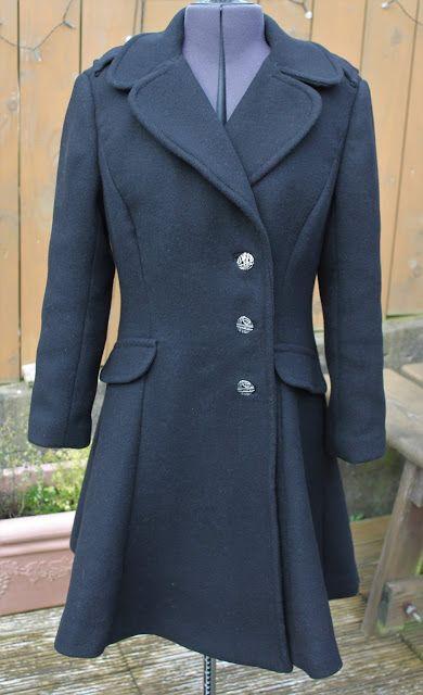 cfa040940c3 Ozzy Blackbeard: Vogue 8346 - The finished coat | Tailoring tips ...