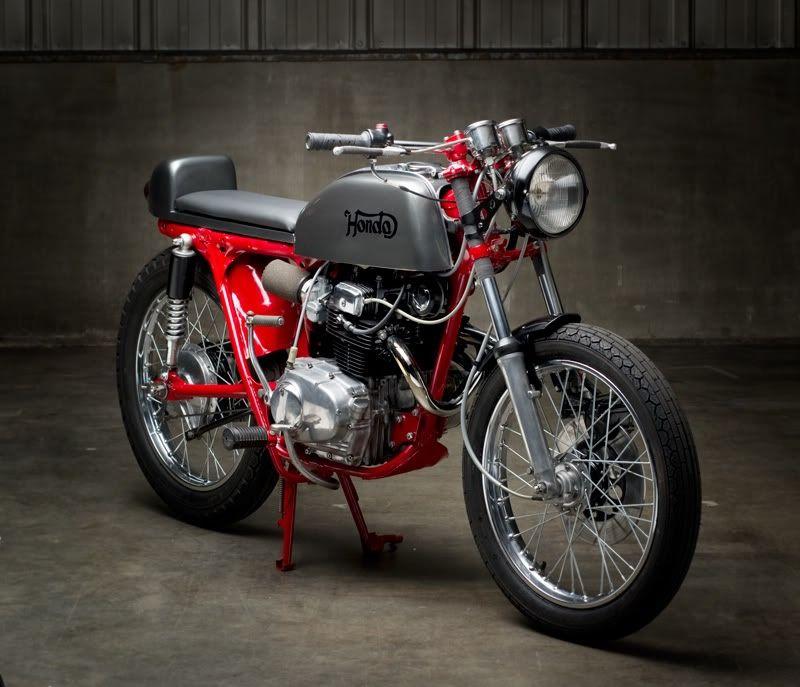 1973 CB200 « Design « derestricted