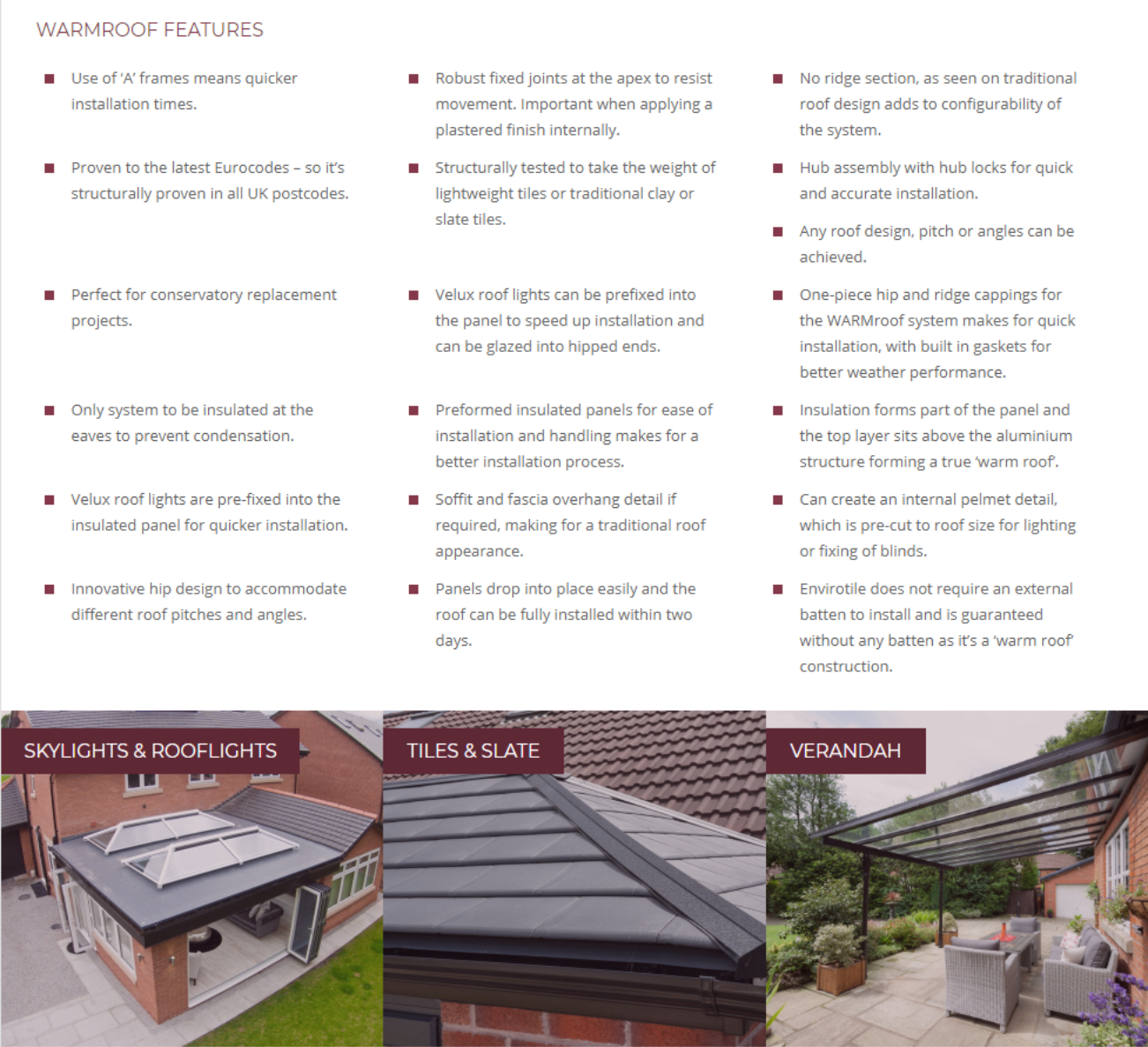 Compare Tiled Conservatory Roofs Warmroof 2 Conservatory Roof Tiled Conservatory Roof Roof