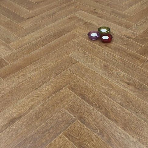 8mm Oak Natural Herringbone Laminate Floor Home Ideas Pinterest
