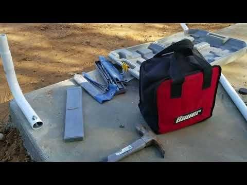 YouTube | Harbor freight tools, Portable garage, Garage