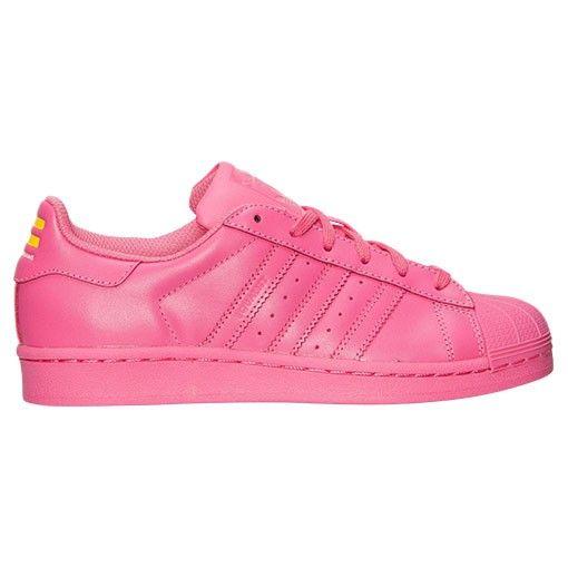 adidas originals superstar supercolor - baskets basses - semi solar pink