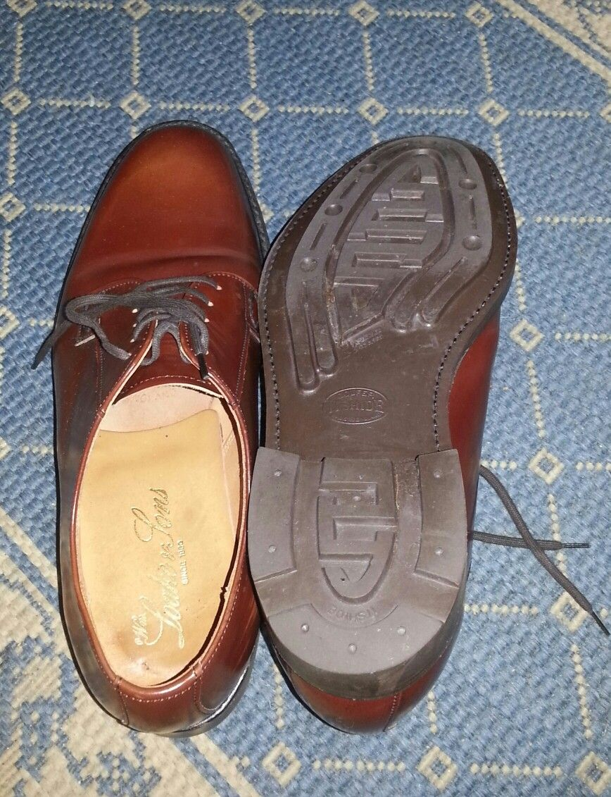 428e02b0548 Loake   Sons Waverley. nice pair shoes comfortable from new.
