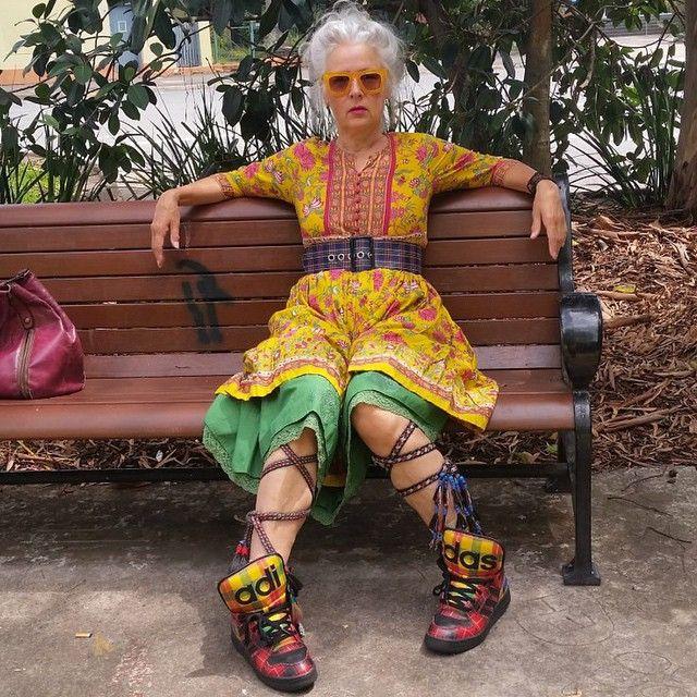 Old Lady Fashionista: Instagram Photo By @saramaijewels (Saramai Jewels