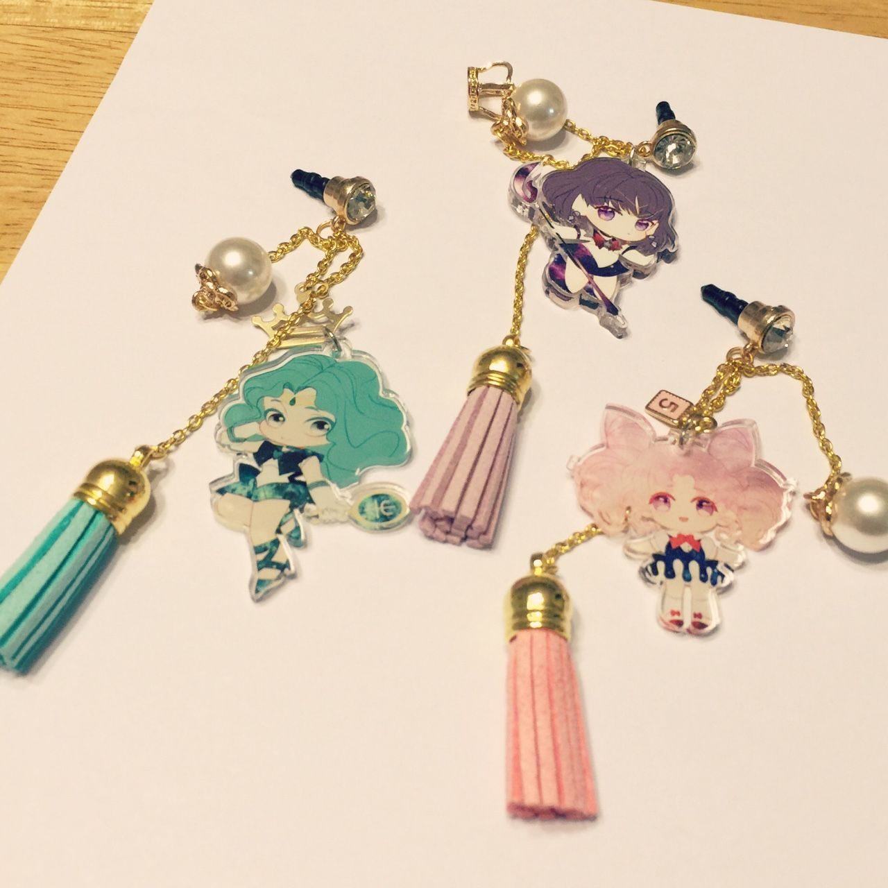 sailor moon charm search sailor moon products