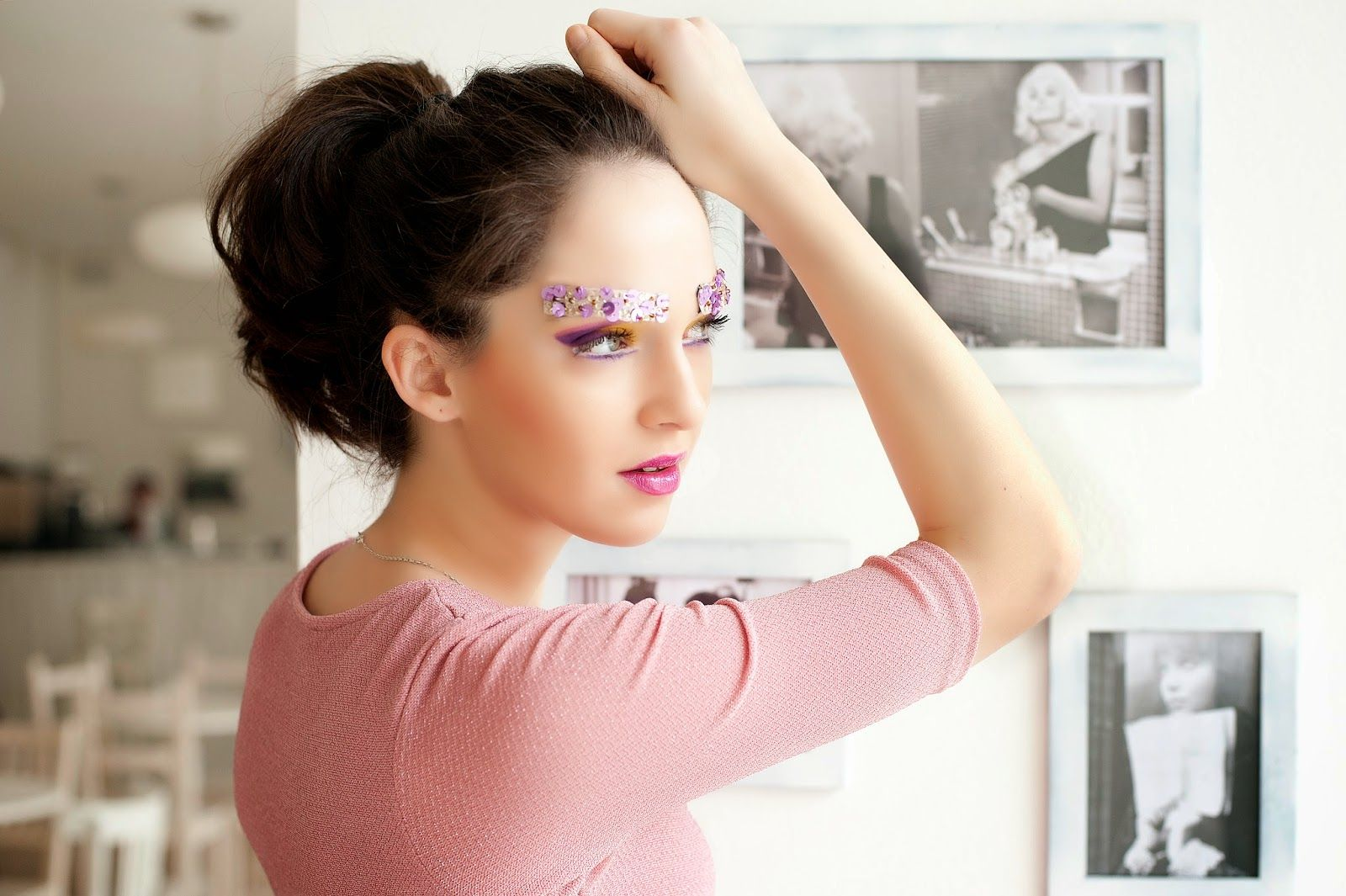 Elia`s Make up by Daniela Sandu