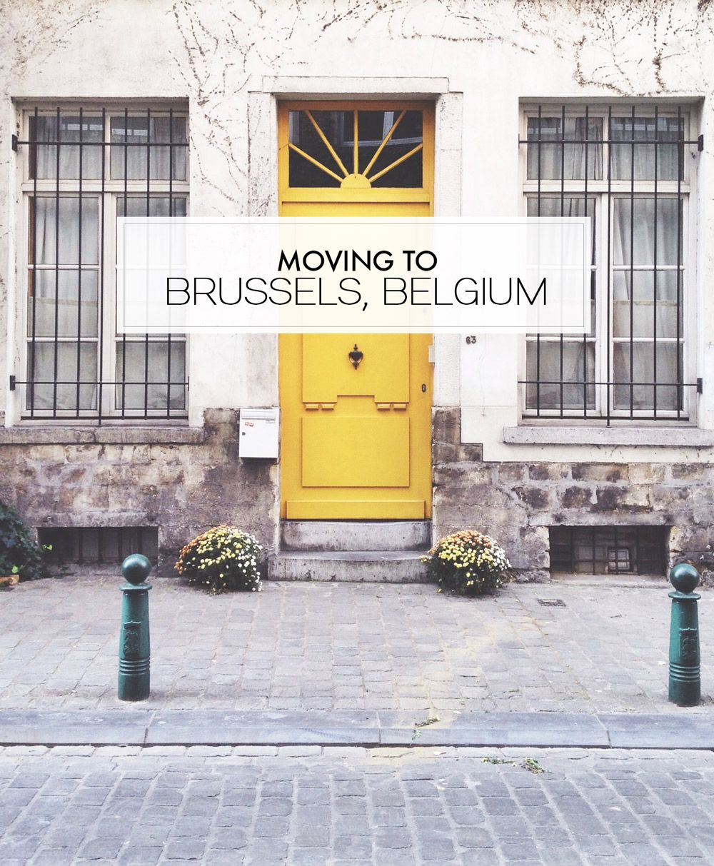 Moving to Brussels, Belgium | The start of MontgomeryFest
