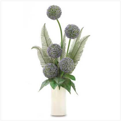 Allium Floral Arrangements Diy Corporate Flowers Office Flowers
