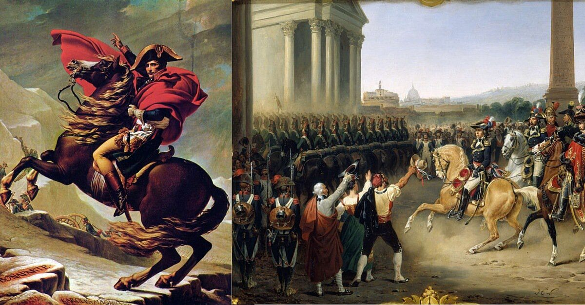 The Military Innovations Of One Of The Most Terrifying European Conquerors, Napoleon Bonaparte