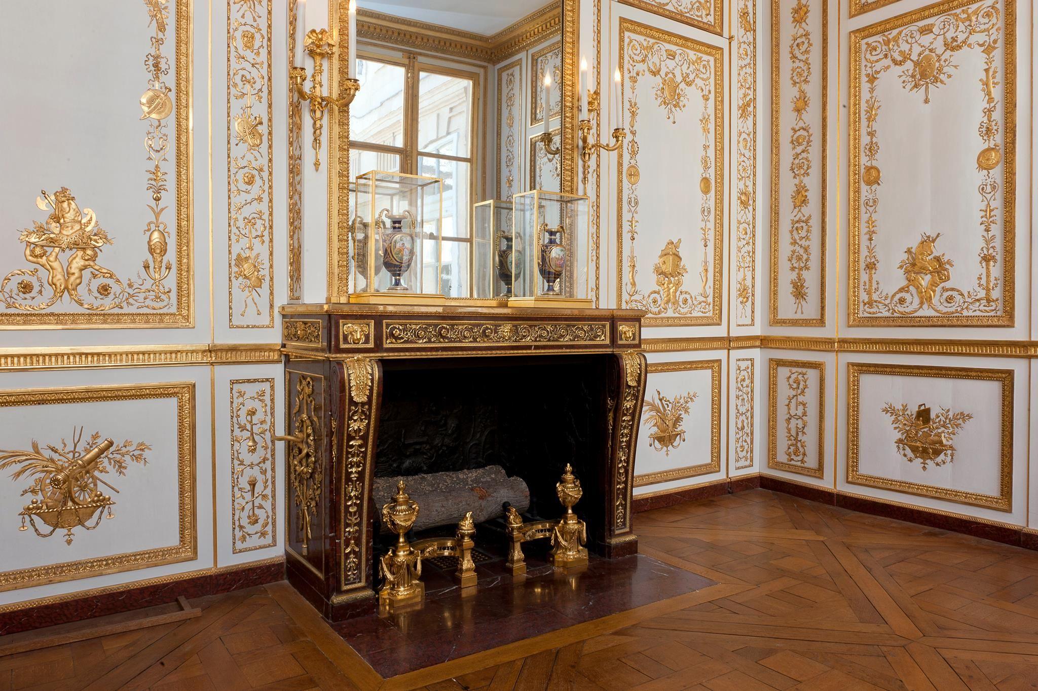 Appartement intérieur du Roi à Versailles - Page 3 4957b34b3d1a6926301e6b3f5f81513e