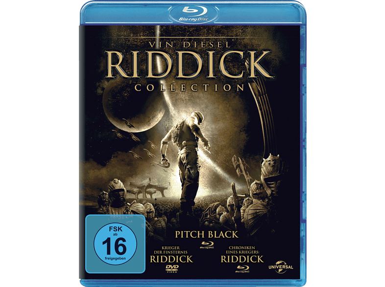 Riddick Collection [blu-ray]