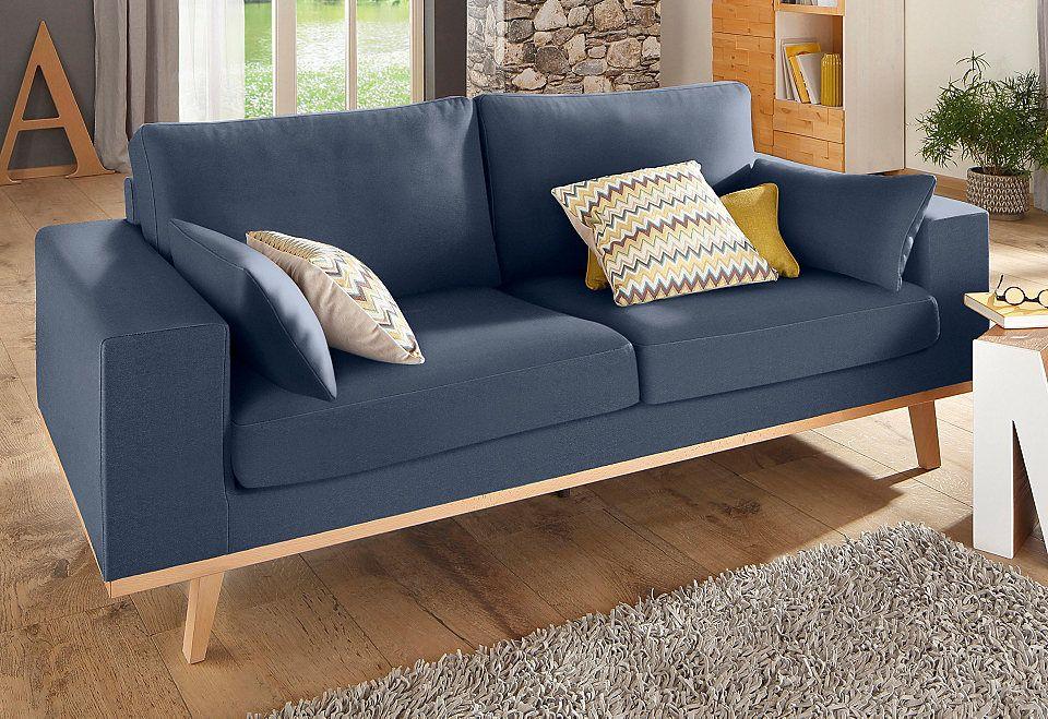 Home affaire 2-Sitzer »Torino« Jetzt bestellen unter   - wohnzimmer couch günstig