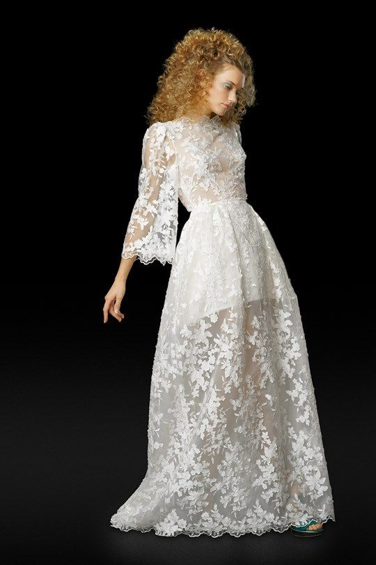 65 lace wedding dresses   mis preferidos de la moda   pinterest