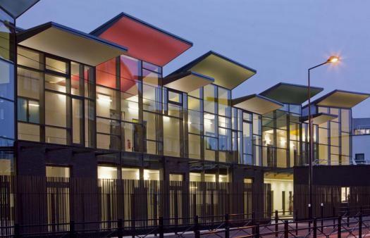 Bailly School Complex (Saint-Denis, Francia)