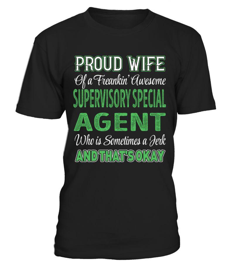 Supervisory Special Agent  #christmas #shirt #gift #ideas #photo #image #gift #supervisor