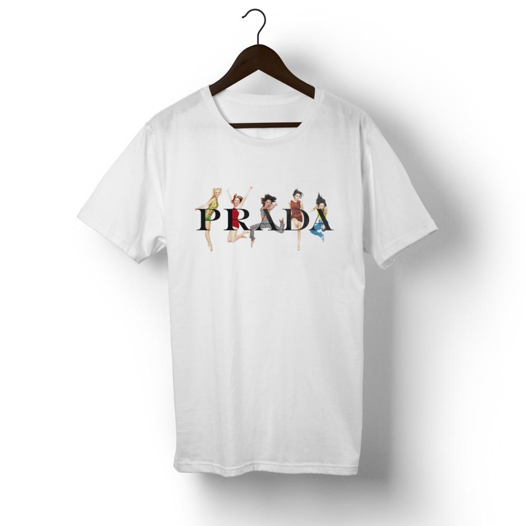 Spice X Vogue Parody T-Shirt