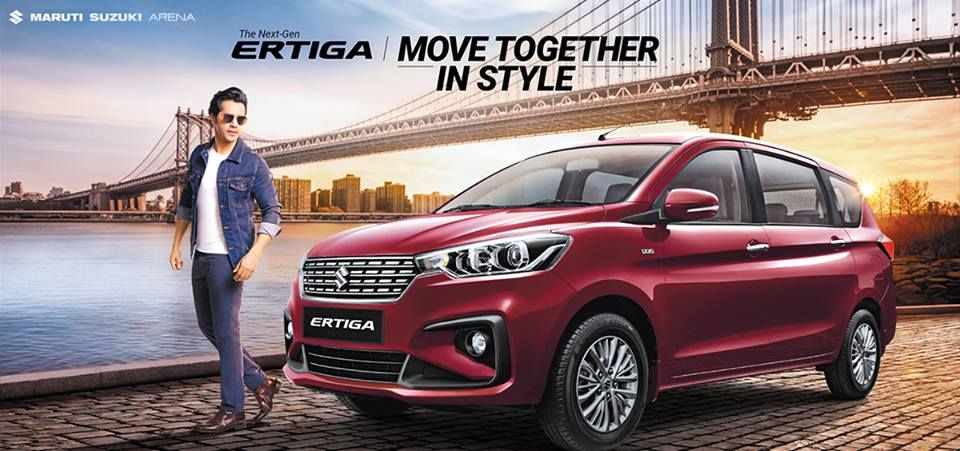 The Next Gen Ertiga Is Designed To Grab All The Attention When It Hits The Road Book Now Suzuki Toyota Innova Toyota Innova Crysta