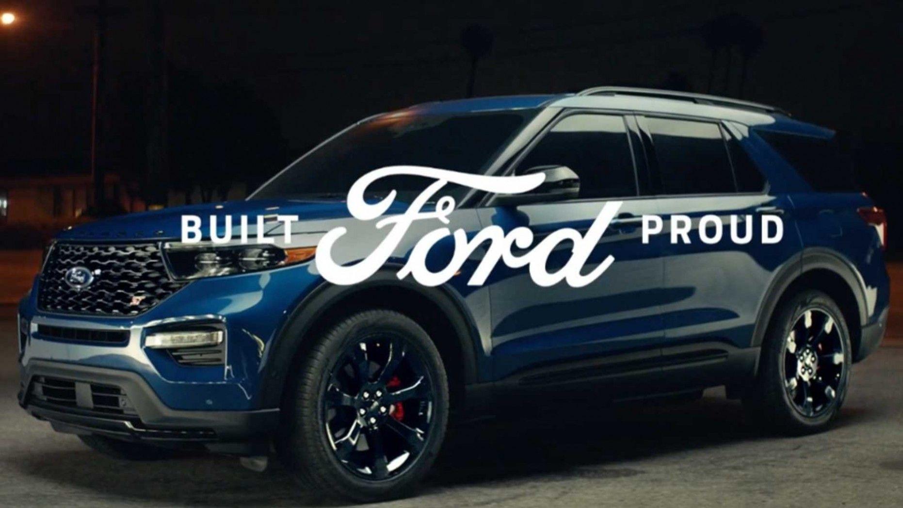 Jaguar Advert 2020 Ford Explorer 2020 Ford Explorer Ford