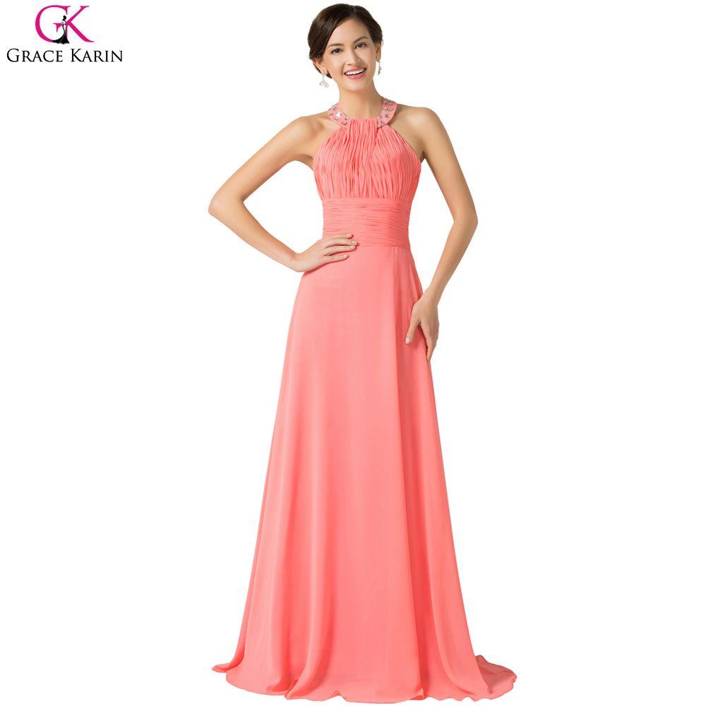 Click to buy grace karin halter cheap prom dresses long 2017 new click to buy grace karin halter cheap prom dresses long 2017 new prom dresses under 50long ombrellifo Choice Image