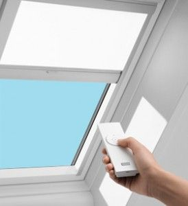 Skylight Shades & Blinds: St. Louis Skylight Blinds, Velux