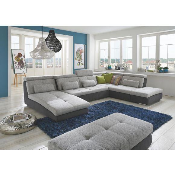 ihre wohnlandschaft von beldomo style die einladung zum genie en sofas couches pinterest. Black Bedroom Furniture Sets. Home Design Ideas