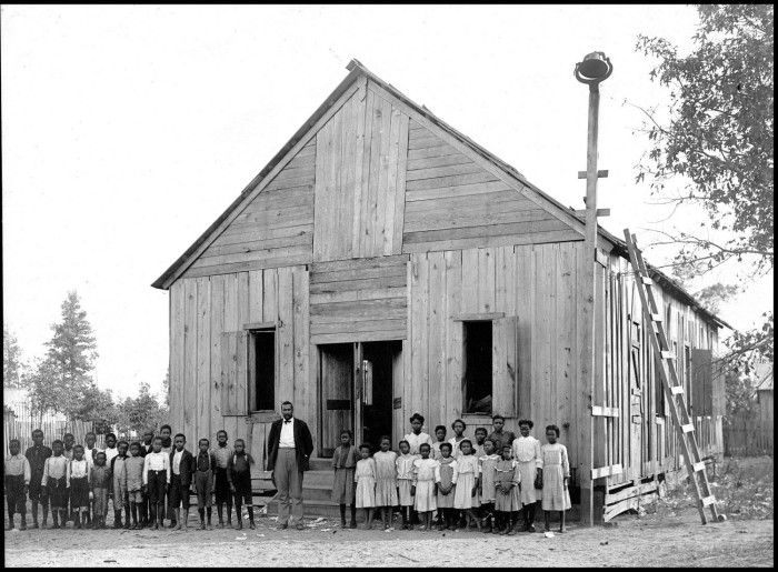 African American Schoolhouse With Images Black History