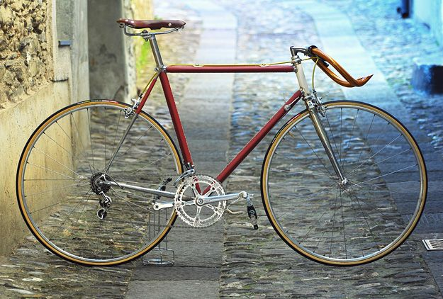 Colnago True Bullhorn Handlebars I Like Wood Bike Classic