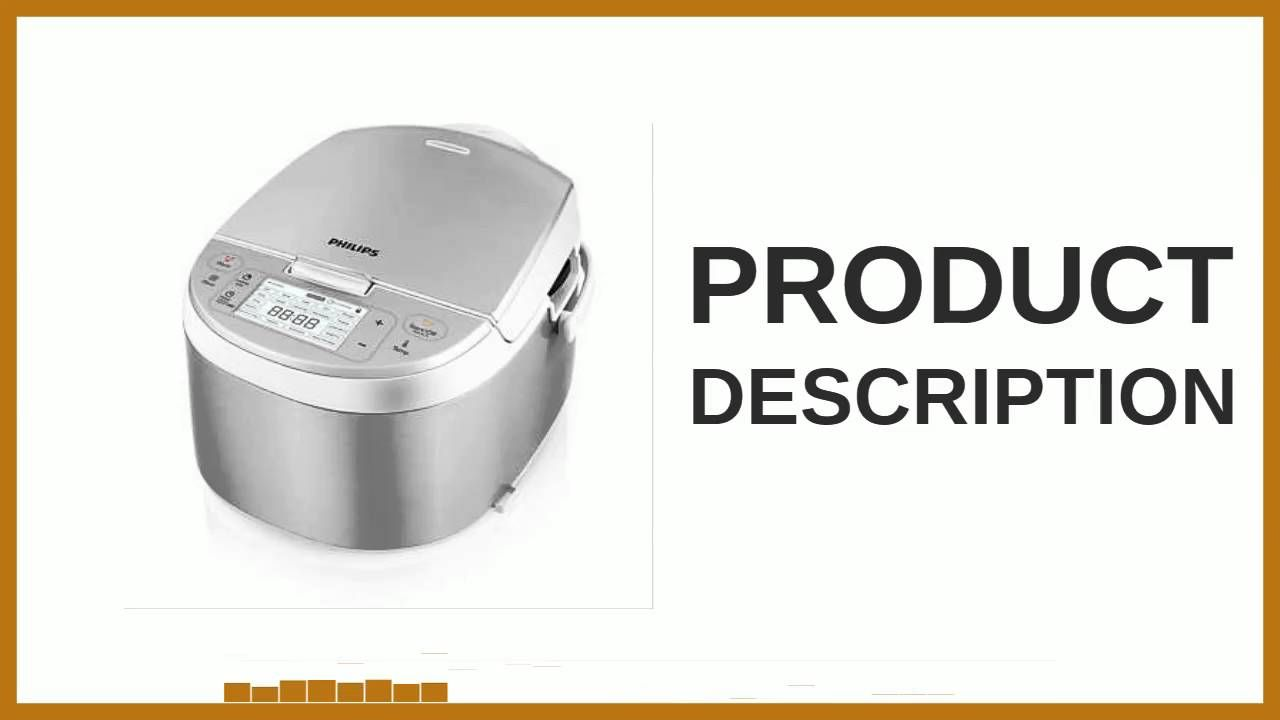 Philips Avance Collection Multicooker
