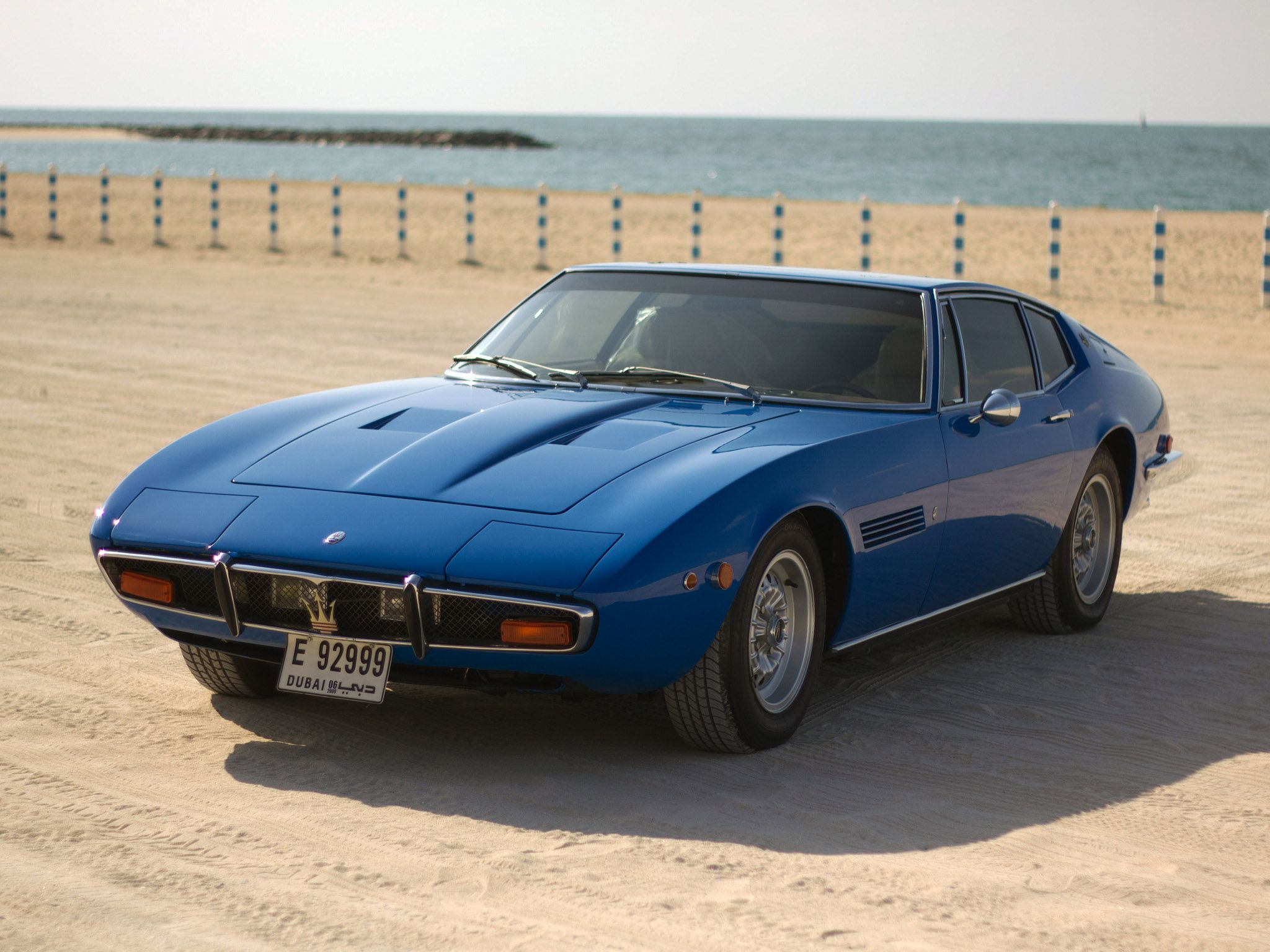 Maserati Ghibli 1967 1