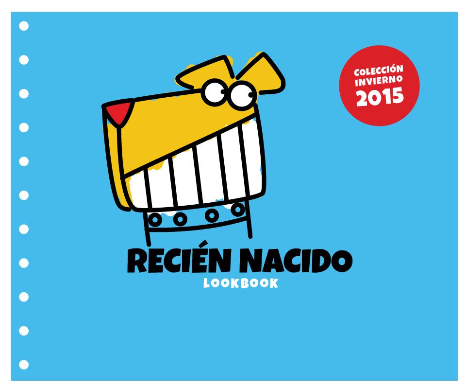 Lookbook Recién Nacido ¡Amigos Imaginarios!