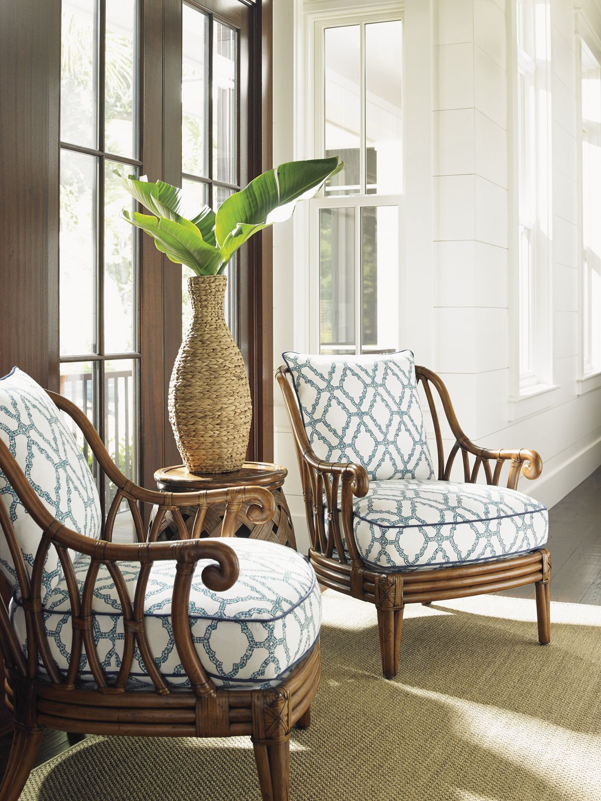 Prime Bali Hai Ocean Breeze Accent Chairs Tommybahamahome Pabps2019 Chair Design Images Pabps2019Com