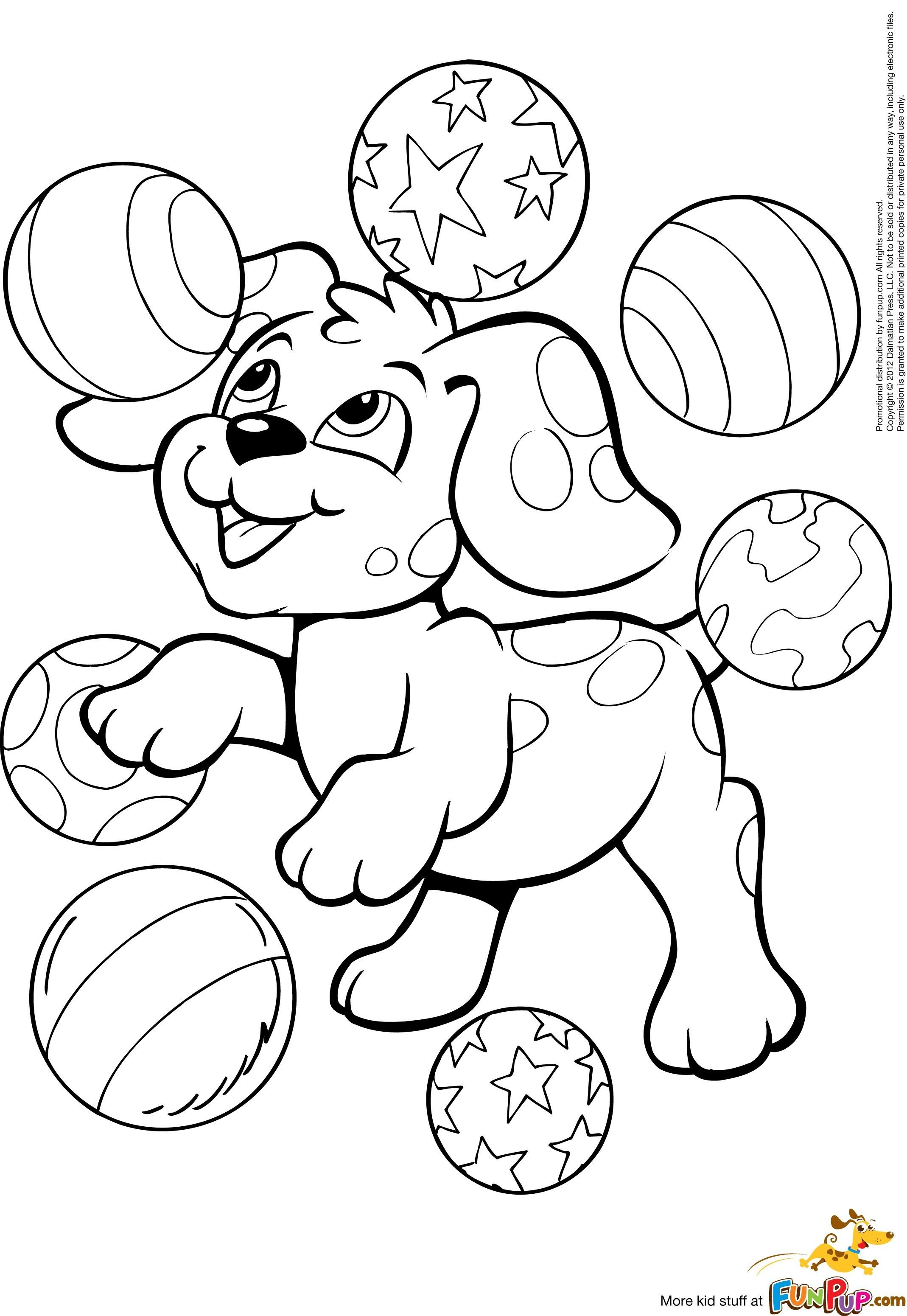 Odd Puppy Colouring Pages Coloring New Fundamentals Cute